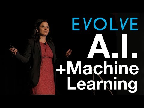 Evolve 2017: AI is Affecting Your Business, How do you Embrace it?