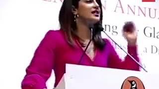 Priyanka Chopra. Sharedd from Whatsapp