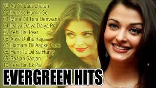 Evergreen Hindi Songs - Aishwarya Rai Special   Alak Yagnik, Kumar Sanu & Udit Narayan