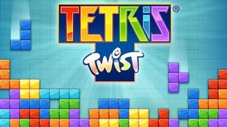 Tetris Twist Full Gameplay Walkthrough All Levels