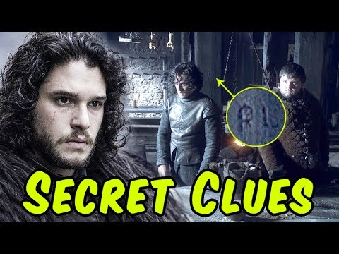 The Biggest Clues You Ve Never Noticed In Game Of Thrones Youtube