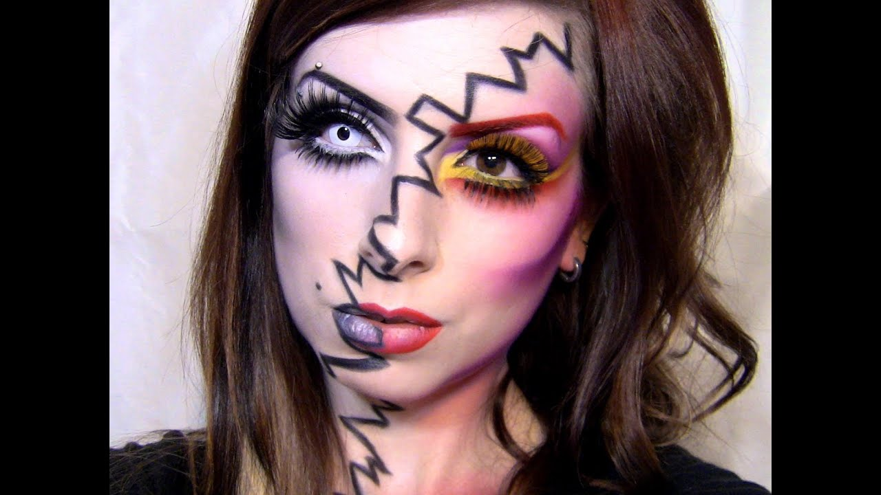Maquillage pour halloween homme - Image maquillage halloween ...