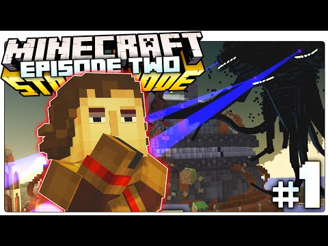 Minecraft Story Mode 2 | ELLEGARD'S ULTIMATE COMMAND BLOCK! (Minecraft: Story Mode Episode 2) [1]