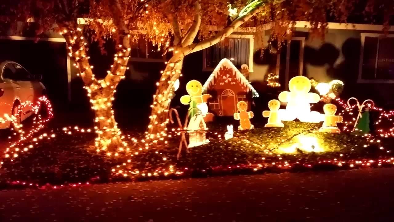 christmas tree lane turlock - Christmas Tree Lane Modesto Ca