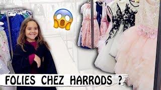 CRAQUAGE chez HARRODS et SELFRIDGES ? / Vlog famille à Londres / London Family Vlog