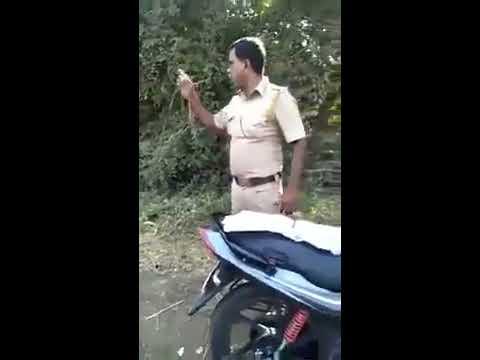 Police atrocity in Tamilnadu Viral