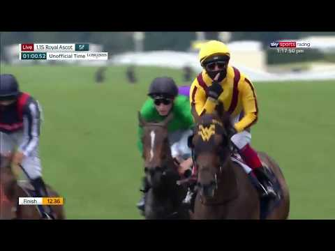 Campanelle wins the Queen Mary for Wesley Ward and Frankie Dettori | Royal Ascot 2020