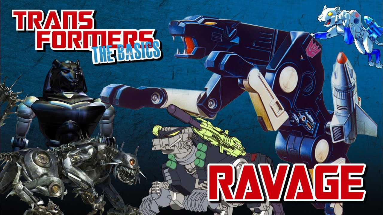 Download TRANSFORMERS: THE BASICS on RAVAGE