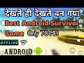 OFFLINE (70.mb) best survival game for Android   OCEAN IS HOME  