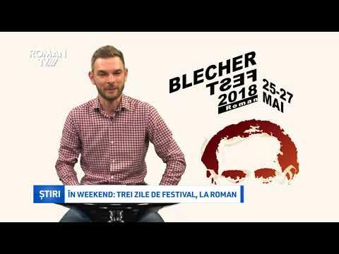 În weekend: trei zile de festival, la Roman
