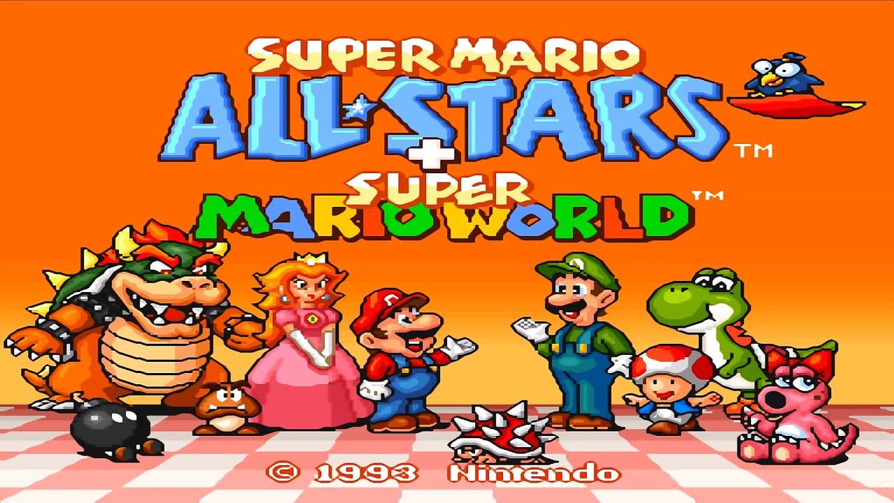 Juegos y Mas Sobre Android : Mario all Star [Android] [APK