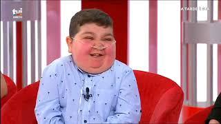 «Só por ter uma doença, não sou uma criança diferente»