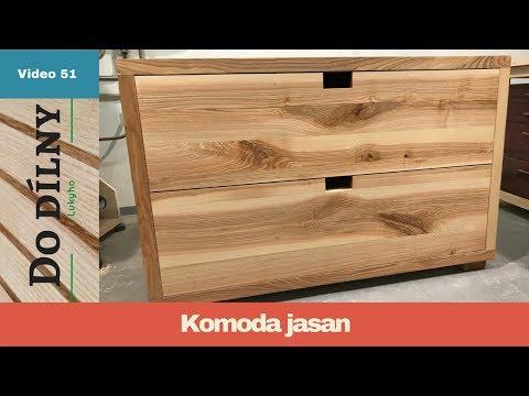 Komoda masiv / chest of drawers
