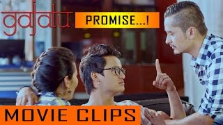 "New Nepali Movie - ""GAJALU"" Comedy Clip 