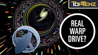 10 Insane Methods of Space Travel We Might See One Day