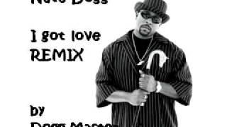 Nate Dogg - I got love (Remix by Dogg Master)