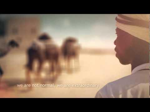 Fazaa Online Promo - Volunteering in Abu Dhabi