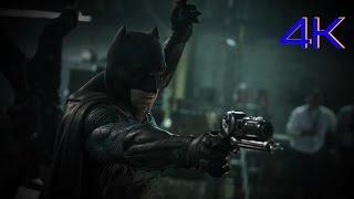 Бэтмен Спасает Марту Кент |  B v S Dawn Of Justice 2016 |  4K ULTRA HD