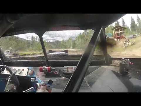 Northport International Raceway , May 21 2016 mod main Win, In Car