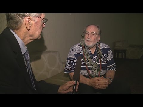 Gov. Abercrombie speaks about his long career of public service