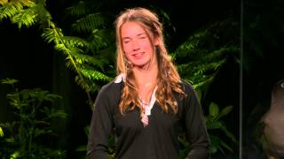 Youngest solo sailor, around the world at 16: Laura Dekker at TEDxYouth@Auckland