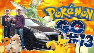 Zagrajmy w Pokemon GO (odc. #13 - POKEMONOWA TAKSÓWKA i JEZIORO DRAGONITÓW)