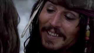 Pirates Of The Caribbean The Curse The Black Pearl 2003 In Hindi : Call Me Captain Jack Sparrow (02)