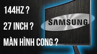 Màn Hình 2K+144Hz RẺ NHẤT Của Samsung?