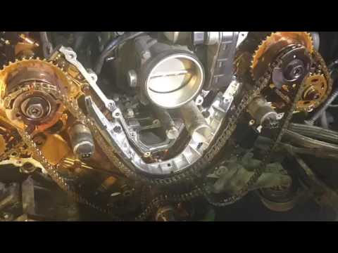 bmw 540i 6 timing chain guides replacement youtube rh youtube com bmw m62 timing chain guide replacement bmw m62 timing chain guide replacement