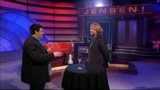 Doug Segal plays mental chess on Jensen!