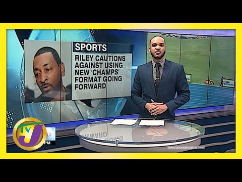 Coach David Riley Cautions Against New Champs Format in Jamaica | TVJ Sports