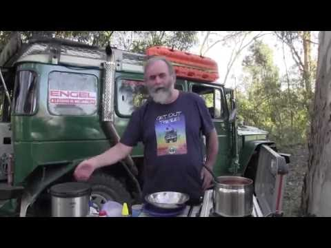 Chilli Beef - Roothy Bush Cooking - Shuttle Chef