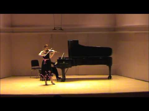 Shostakovich Violin Concerto - Nocturne Part 1