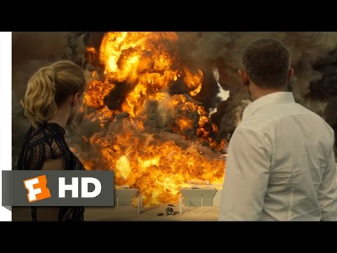 Spectre - Doesn't Time Fly Scene (9/10) | Movieclips
