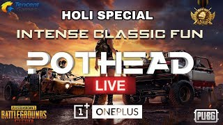 Intense Classic Fun| PUBG MOBILE| POWERED BY- OnePlus | HOLI SPECIAL|