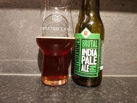 Rothhammer Brutal IPA | Chilean Craft Beer Review