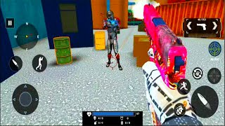 FPS Gun Shooting Game (FGS) - Robot Wars - Android GamePlay - FPS Shooting Games Android