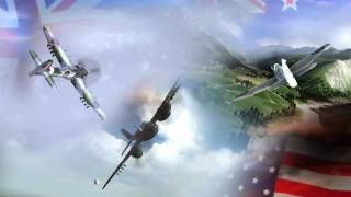 Heroes over Europe mission trailer HD 720p