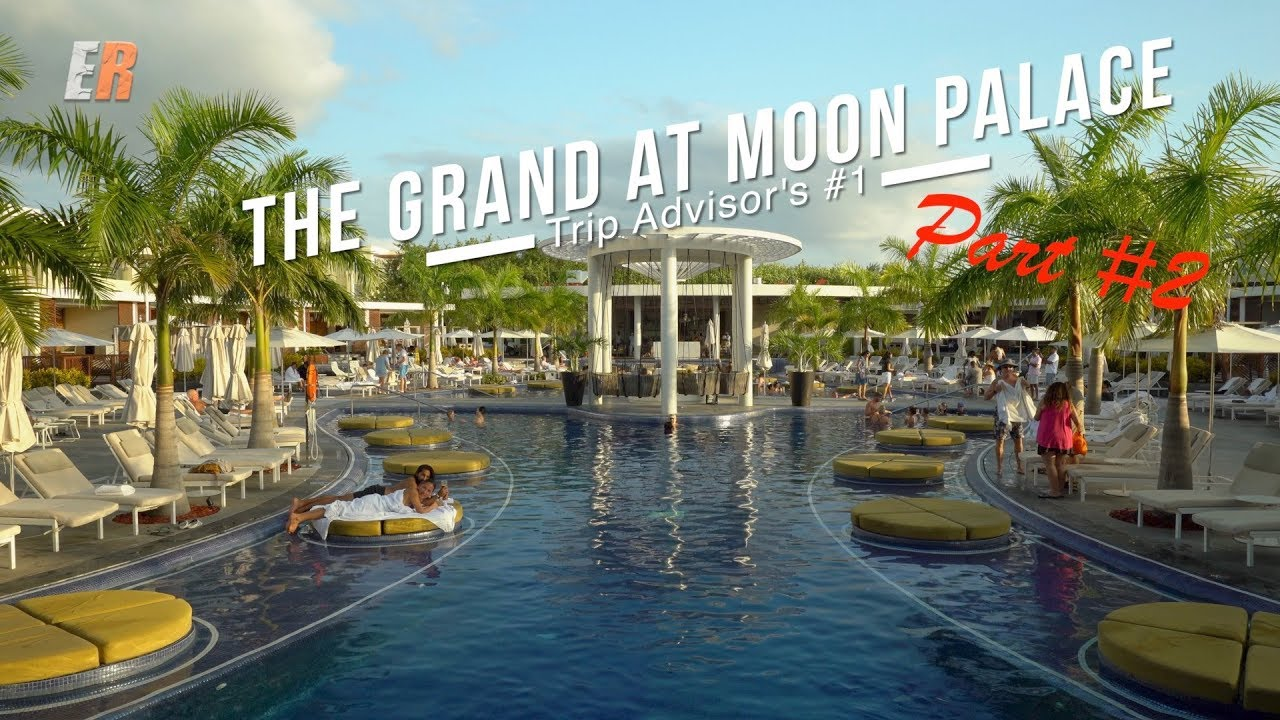 Cancun Trip The Grand At Moon Palace Part 2 Review Trip Advisor S 1 Hotel In Cancun