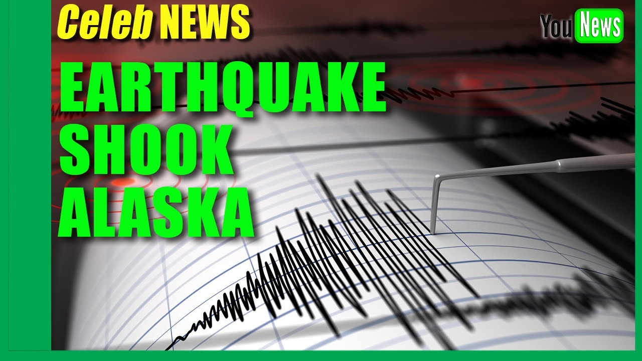 Light earthquake rattles Alaska's largest city, no damage