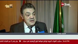 السيد البدوي: أدعو المصريين للمشاركة بكثافة في الانتخابات المقبلة