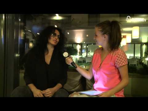 Interview with Nicole Moudaber for @La Centrale Paris on Clubbing TV