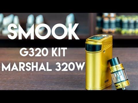 SMOK MARSHAL G320 - Złota Moc 320 WAT - Oni Wapują