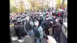Народный бунт в Москве