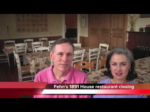 Fehn S 1891 House In Dayton Tn Closing Down