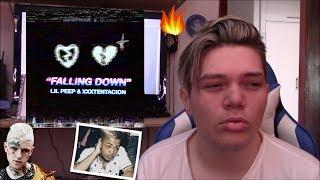 Lil Peep & XXXTENTACION - Falling Down (First Reaction)