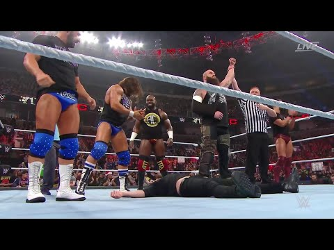 NoDQ Live: WWE TLC (Tables Ladders Chairs) 2018 full show review & reactions
