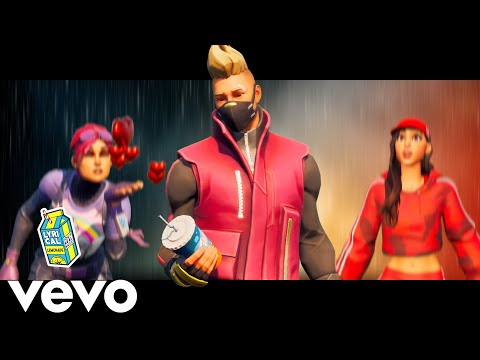 Juice WRLD – Bad Boy (Official Fortnite Music Video) ft. Young Thug