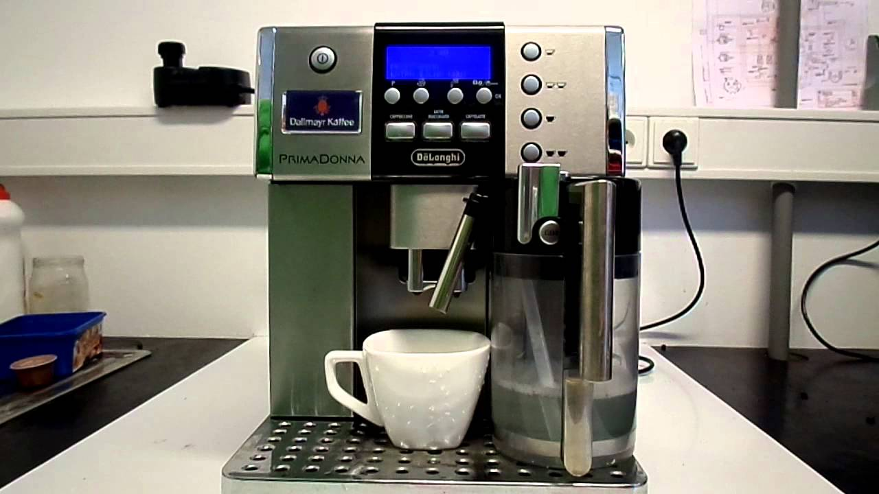 delonghi gran dama 6600 manual