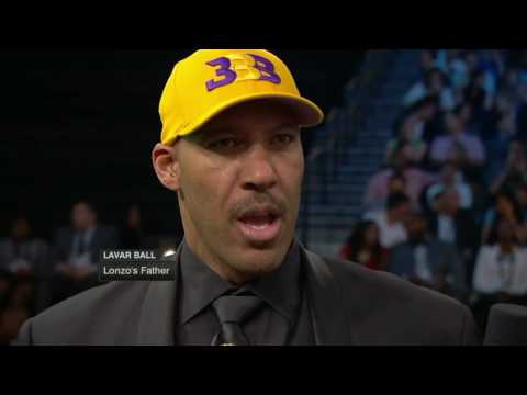 Download Youtube: LaVar Ball says Lakers will make playoffs Lonzo's first year